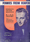 Pennies from Heaven sheet music