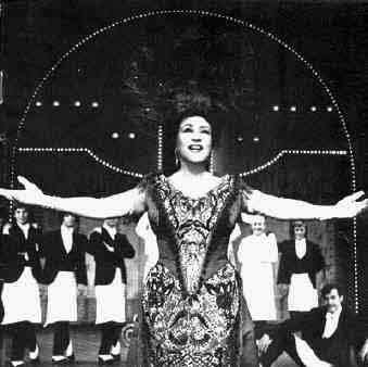 Ethel Merman carnegie hall