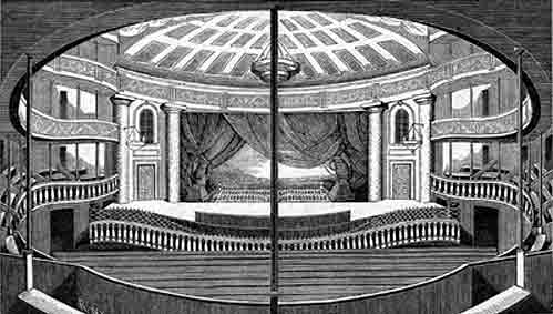 french theatre in the 1800s essay Theater in nineteenth-century life  the home of french many english and american theater artists of the late 1800s began to stage all the.