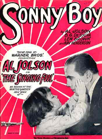 al jolson biography part iii. Black Bedroom Furniture Sets. Home Design Ideas
