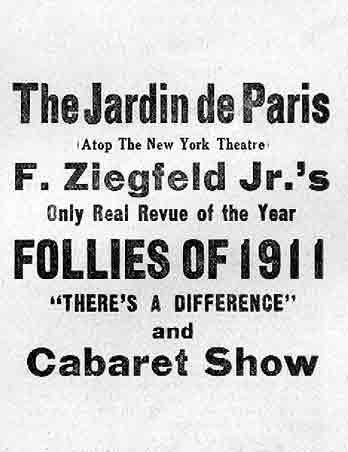 Ziegfeld 101: Links & Suggested Reading